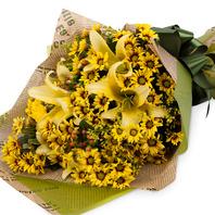 꽃다발 b450